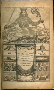 Leviathan, 1st Edition, 1st Print, from Toby Baxendale's collection
