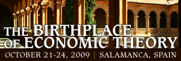 The Birthplace of Economic Theory: A Trip to Salamanca, Spain
