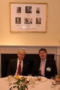 Austrian economics, meeting Lew Rockwell and having time with Ron Paul
