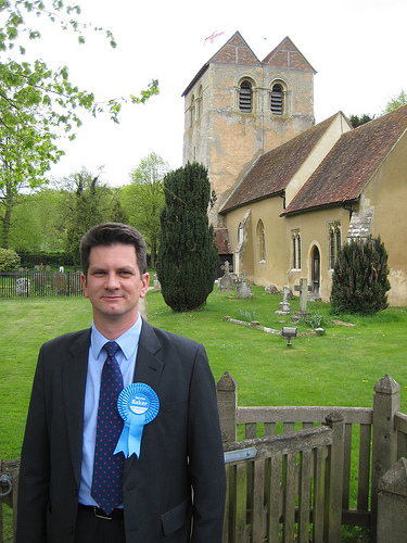 Steve Baker Elected as Conservative MP for Wycombe