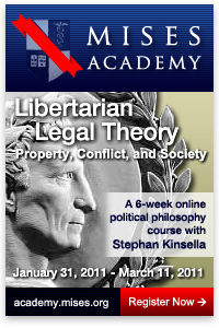 Libertarian Legal Theory
