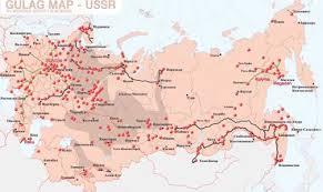 GULAG map 1