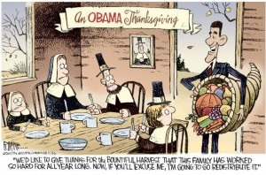 Thanksgiving: Celebrating the Birth of American Free Enterprise