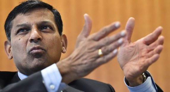 "Raghuram Rajan: ""The Ammo Is Almost Gone"""
