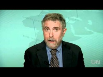 Paul Krugman Has Gone Too Far This Time: Let's Re-Train Him As a Cosmonaut