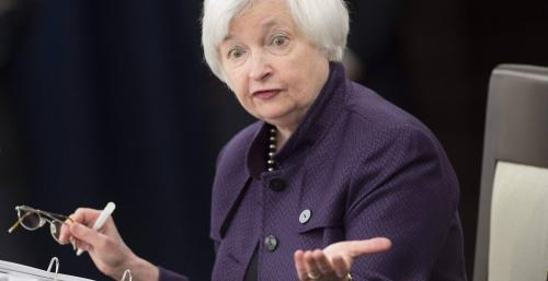 Trump Is Not Seeking Yellen's Resignation, But Won't Nominate Her For A Second Term
