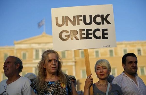 Zero Hedge: With The Greek Crisis Back, There Are Five Possible Scenarios From Here
