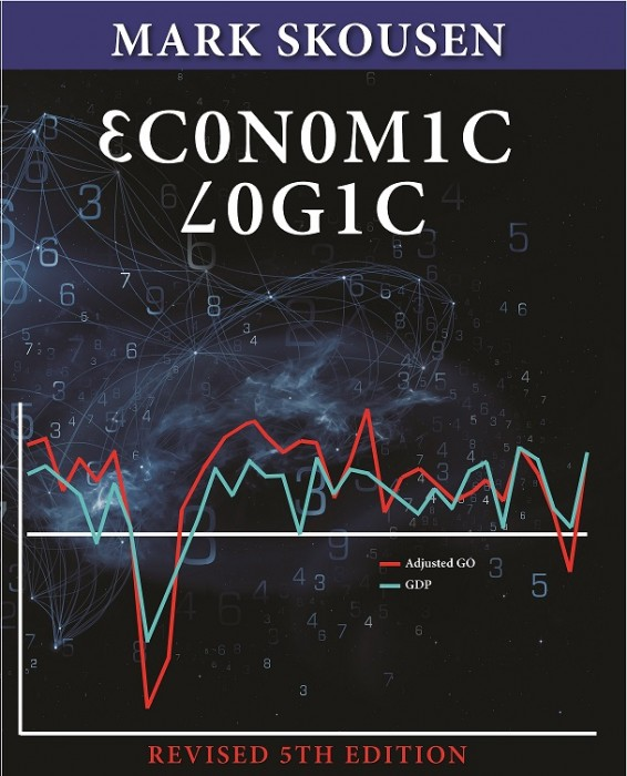 """Economic Logic"" by Mark Skousen is available"