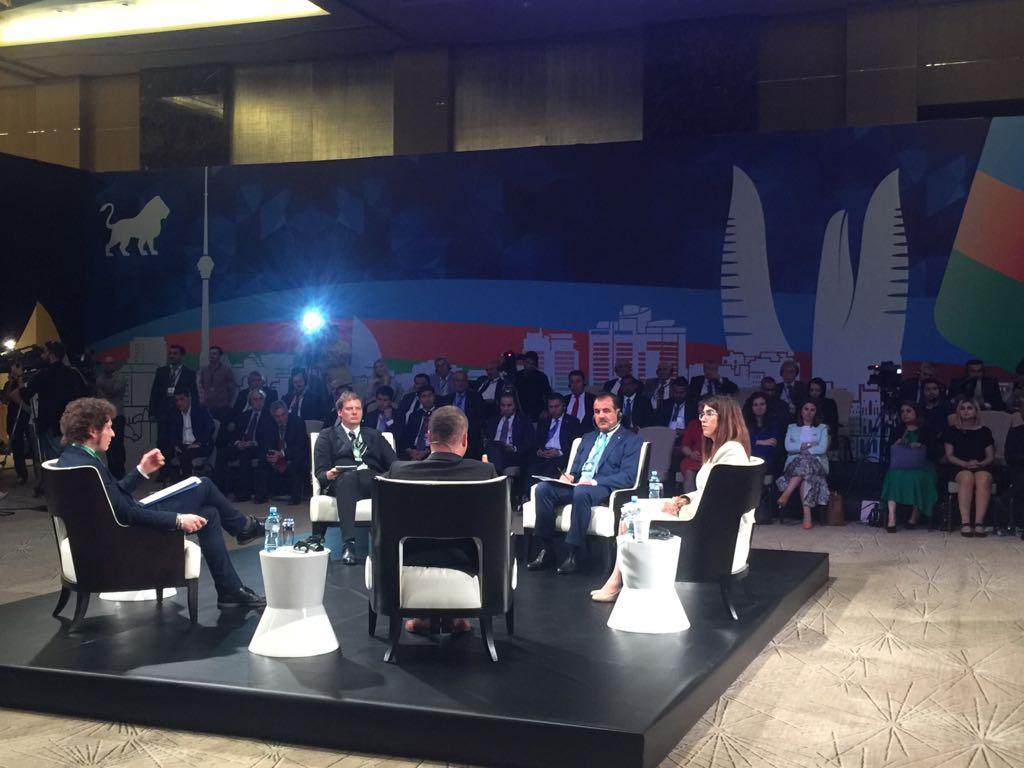 Baku Summit: A Shared Future