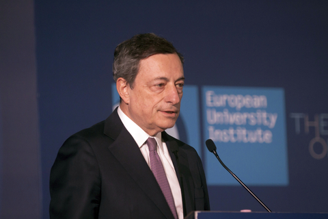 Mario Draghi's Economic War Against COVID-19