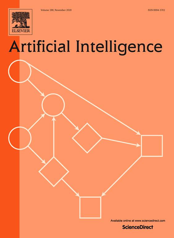 Artificial Intelligence - Journal - Elsevier